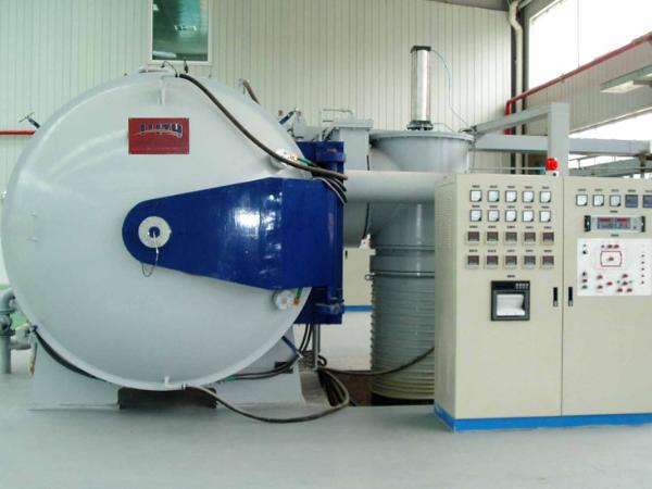 Vacuum heat treating(Annealing) furnace